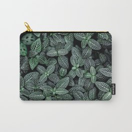 Leaves In The Deep Carry-All Pouch