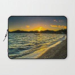 Summer seashore photography Laptop Sleeve