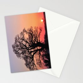 Sunset, Lttle and Large Stationery Cards
