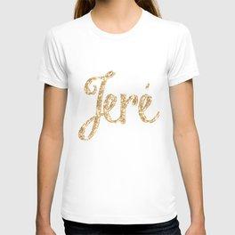 Jere custom print T-shirt