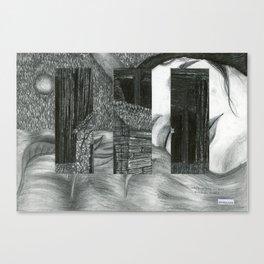 Sensación Canvas Print