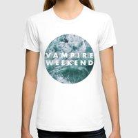 vampire weekend T-shirts featuring Vampire Weekend by Elianne