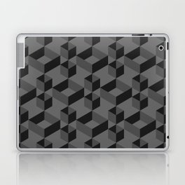 Black box Laptop & iPad Skin