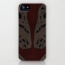 Coronary Contemporary 5 iPhone Case