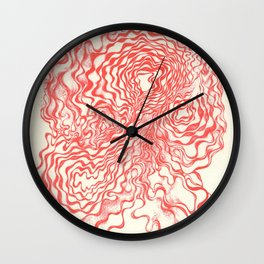 Nebula II Wall Clock