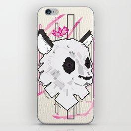 Queen Panda iPhone Skin