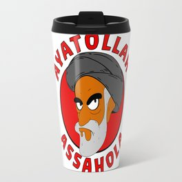 Ayatollah Assahola Travel Mug