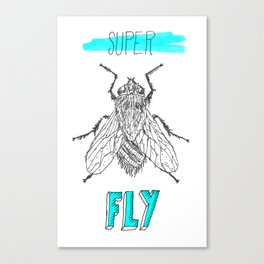 superfly Canvas Print