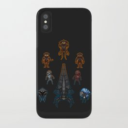 Mass Effect 2 Baddies iPhone Case