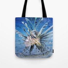 Common Lionfish Tote Bag