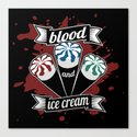 Blood & Ice Cream by byway