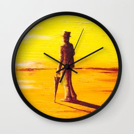 Sir Tornado - Sir Security Wall Clock