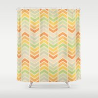 infinity Shower Curtains featuring Infinity by Skye Zambrana