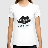 the fault T-shirts featuring The Fault In Our Stars by swiftstore
