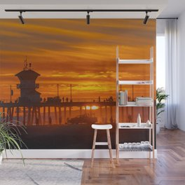 Summer Icons Wall Mural