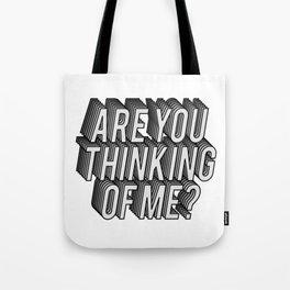 Deep Thinking Tote Bag