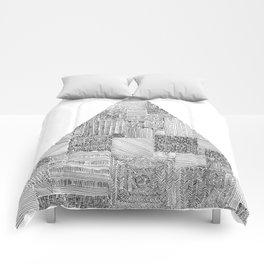 triangle Comforters
