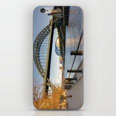Newcastle Tyne Bridge iPhone & iPod Skin