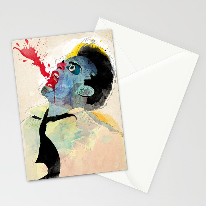 fountain v2 Stationery Cards