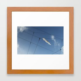 Wire Hangling Framed Art Print