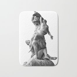 Rape of the Polyxena Bath Mat