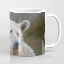 Bear Necessities      (digital painting) Coffee Mug