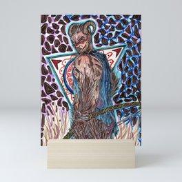 Satyr Adonis Mini Art Print