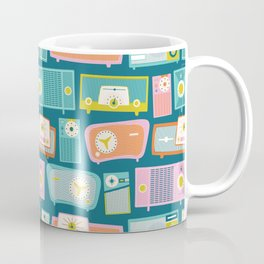 Retro Radios Coffee Mug