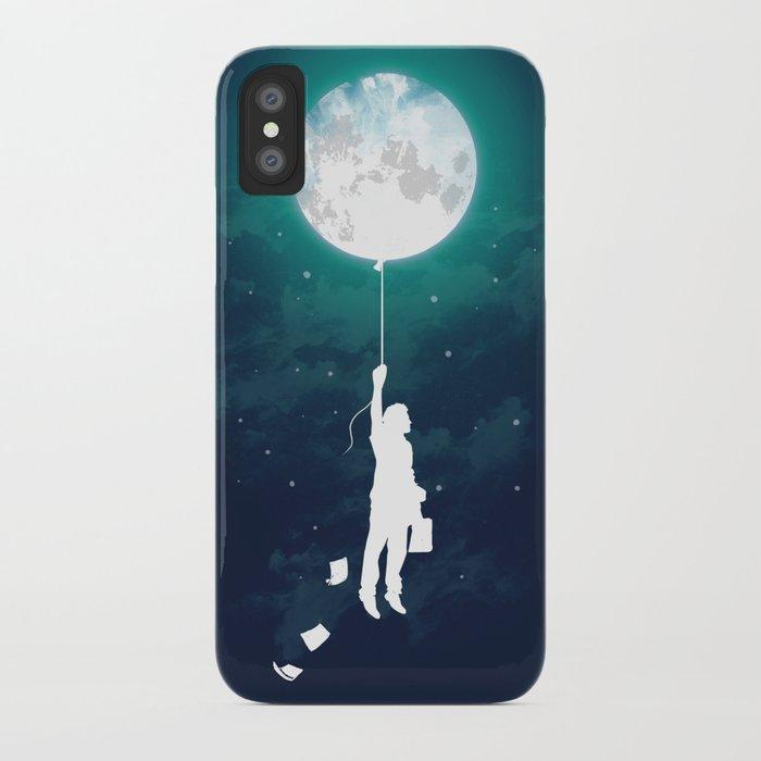 Burn the midnight oil iPhone Case