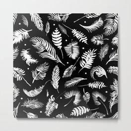 Minimalistic digital painting Metal Print