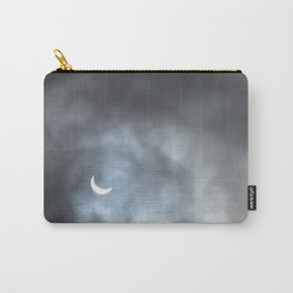 Cloudy Eclipse Carry-All Pouch