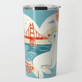 I Heart San Francisco Travel Mug