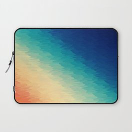 Warm to Cool Texture Laptop Sleeve
