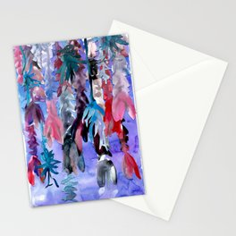 The Sentinels in the Hanging Garden #3 Stationery Cards