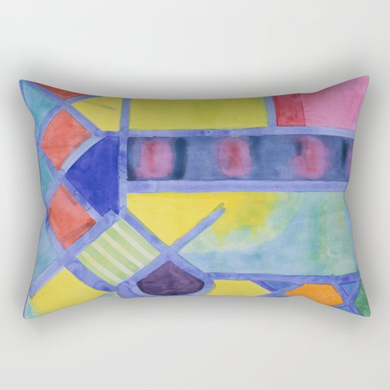 The X-Factor  Rectangular Pillow
