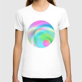 Color Spheres T-shirt