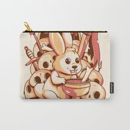 Death awaits you Carry-All Pouch
