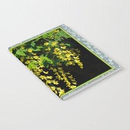 GOLDEN CHAIN TREE LABURNUM ALPINUM Notebook
