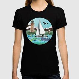 Nautical Goodies T-shirt