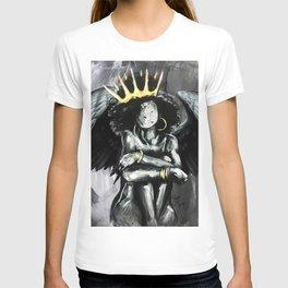 Naturally Queen IX ANGEL T-shirt