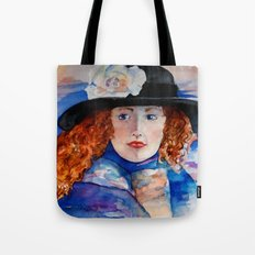 Artist Abroad Tote Bag