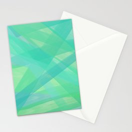 Blues Hues Stationery Cards