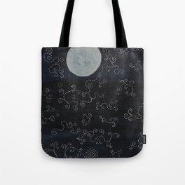 Mystical Moonrise Tote Bag