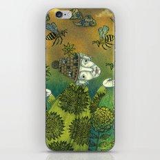 The Beekeeper iPhone Skin