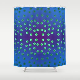 An own world to everyone ... Shower Curtain