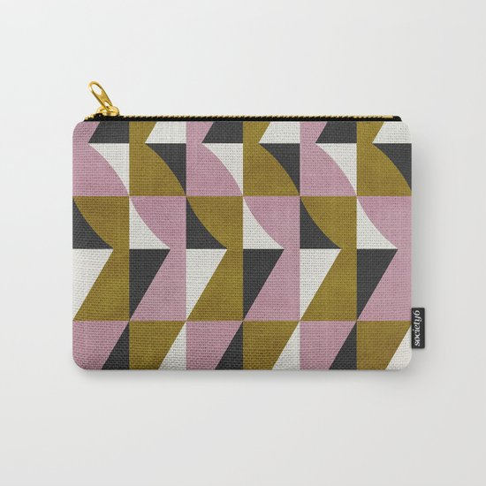 colour + pattern 10 Carry-All Pouch