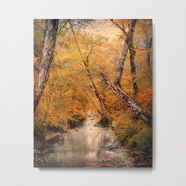 Autumn Riches I Metal Print