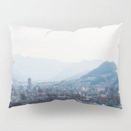 Hiroshima City from Above Pillow Sham