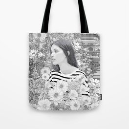 Lovely whisper Tote Bag