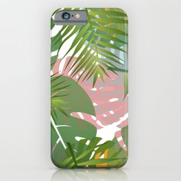 Tropical Morning #society6 #buyart iPhone Case
